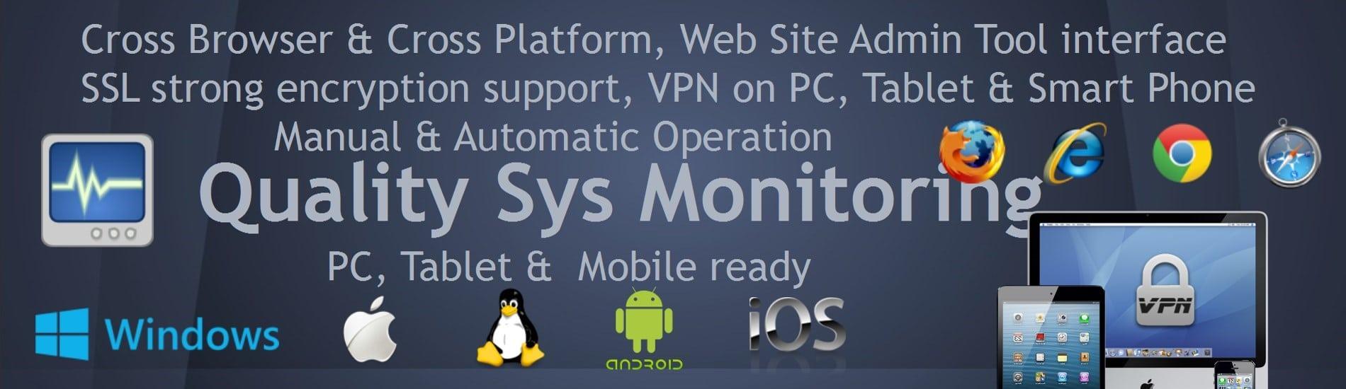 System Alarm & Monitoring